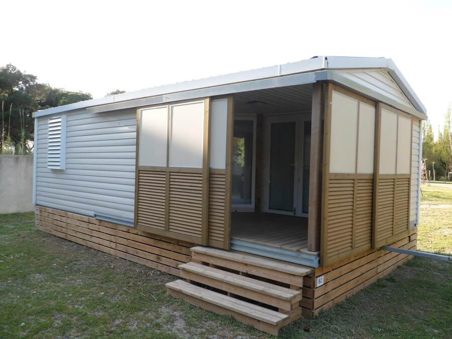 Mobil Home Marin 32m²